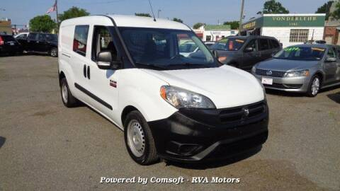 2017 RAM ProMaster City Wagon for sale at RVA MOTORS in Richmond VA