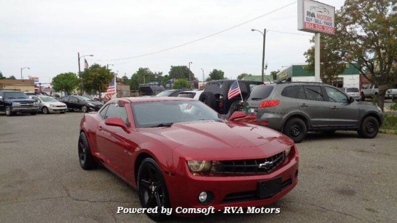 2012 Chevrolet Camaro for sale at RVA MOTORS in Richmond VA