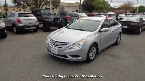 2011 Hyundai Sonata for sale at RVA MOTORS in Richmond VA