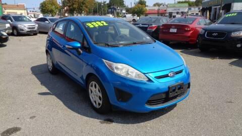2013 Ford Fiesta for sale at RVA MOTORS in Richmond VA