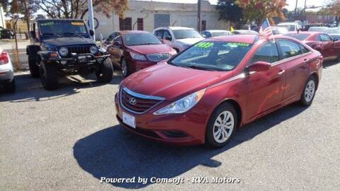 2012 Hyundai Sonata for sale at RVA MOTORS in Richmond VA