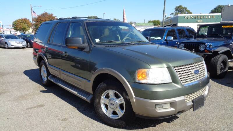 2003 Ford Expedition for sale at RVA MOTORS in Richmond VA
