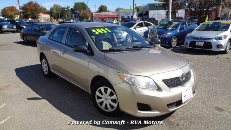 2009 Toyota Corolla for sale at RVA MOTORS in Richmond VA