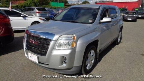 2011 GMC Terrain for sale at RVA MOTORS in Richmond VA