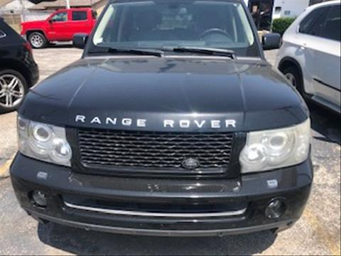 Land Rover Fort Worth >> 2009 Land Rover Range Rover Sport For Sale In Haltom City Tx