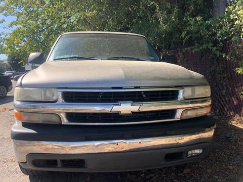 2002 Chevrolet Tahoe for sale in Haltom City, TX