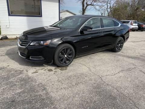 2017 Chevrolet Impala for sale in Haltom City, TX