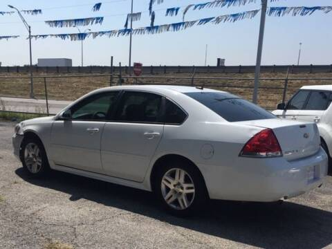 2015 Chevrolet Impala Limited for sale in Haltom City, TX
