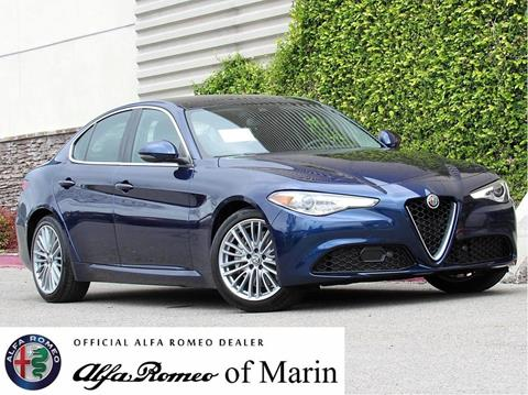 2019 Alfa Romeo Giulia for sale in San Rafael, CA