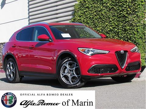 2019 Alfa Romeo Stelvio for sale in San Rafael, CA
