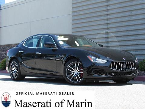 2019 Maserati Ghibli for sale in San Rafael, CA