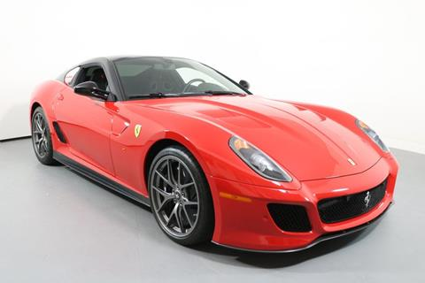 used ferrari 599 gto for sale - carsforsale®