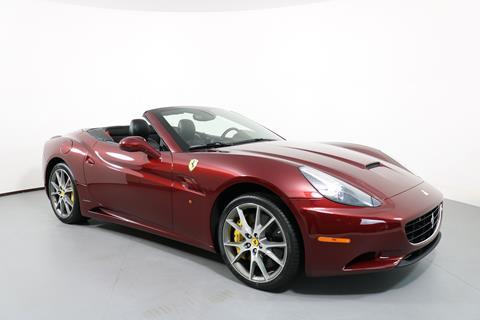2012 Ferrari California for sale in Mill Valley, CA