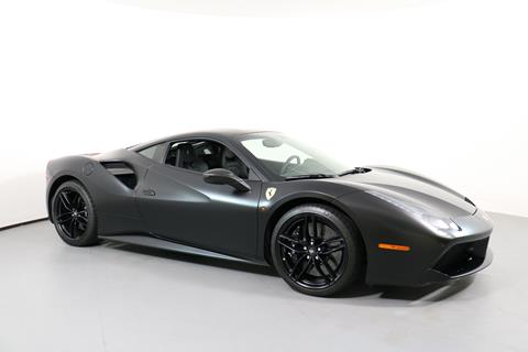 2018 Ferrari 488 Gtb For Sale In Mill Valley Ca