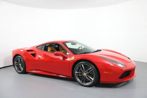 2018 Ferrari 488 GTB for sale at Ferrari of San Francisco in Mill Valley CA