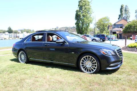 2019 Mercedes-Benz S-Class S 560 for sale at Ferrari of San Francisco in Mill Valley CA