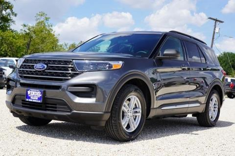 2020 Ford Explorer for sale in Yoakum, TX