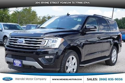 2019 Ford Expedition for sale in Yoakum, TX