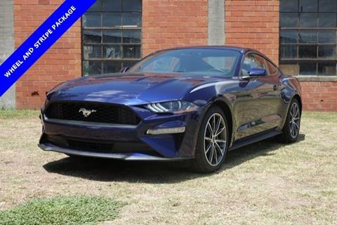 2019 Ford Mustang for sale in Yoakum, TX