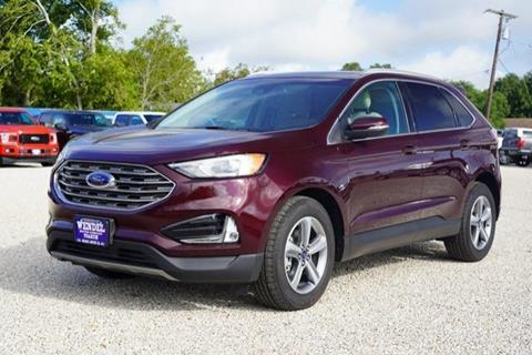 2019 Ford Edge for sale in Yoakum, TX