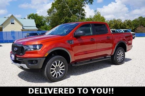 2019 Ford Ranger for sale in Yoakum, TX