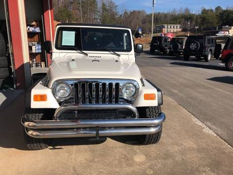 2006 Jeep Wrangler for sale in Cleveland, GA