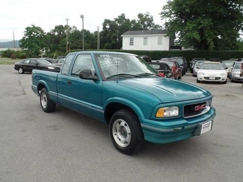1996 GMC Sonoma for sale in Salem, VA