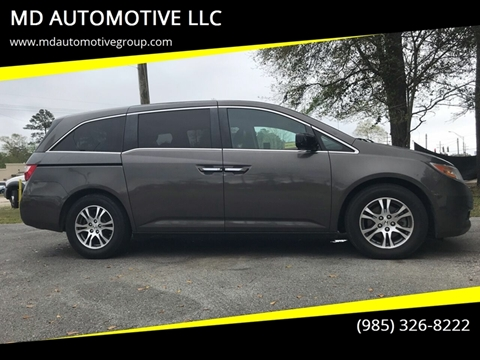 2011 Honda Odyssey for sale in Slidell, LA