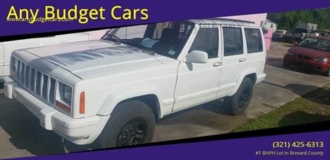 1998 Jeep Cherokee for sale in Melbourne, FL