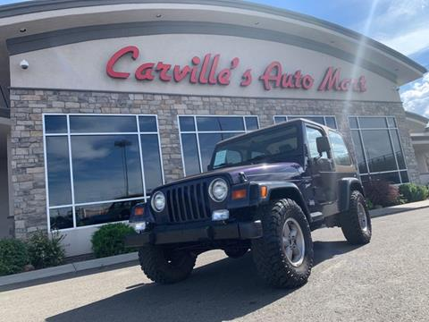 1998 Jeep Wrangler for sale in Grand Junction, CO