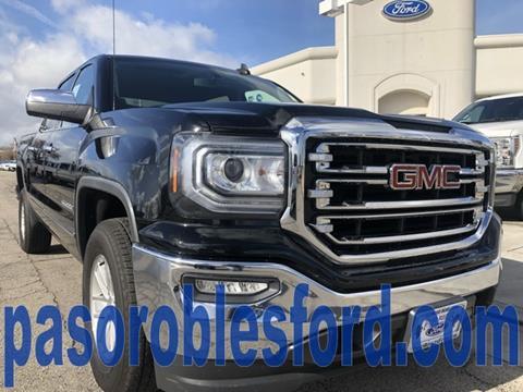Gmc Paso Robles >> 2017 Gmc Sierra 1500 For Sale In Paso Robles Ca