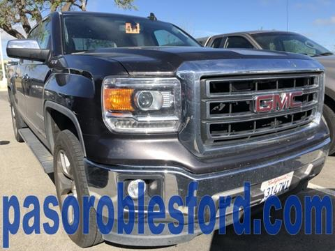 Paso Robles Gmc >> 2015 Gmc Sierra 1500 For Sale In Paso Robles Ca