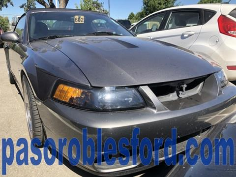 2003 Ford Mustang SVT Cobra for sale in Paso Robles, CA