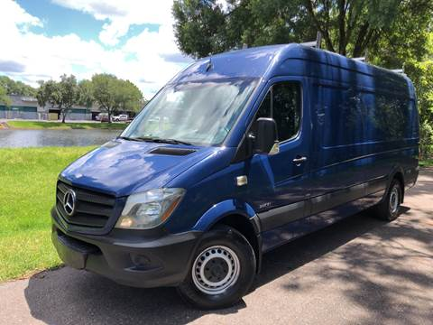 2015 Mercedes-Benz Sprinter Cargo for sale in Tampa Bay, FL