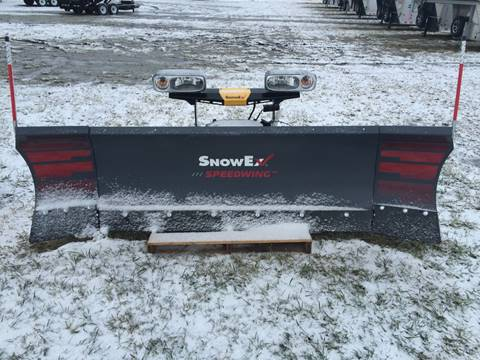 2018 Snow Ex Speed Wing for sale at Prairie Wind Trailers, LLC in Harrisburg SD