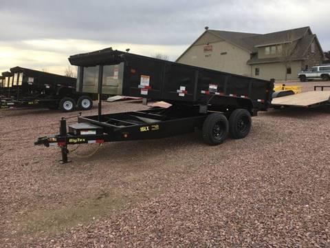 2018 Big Tex 16LX-16 for sale in Harrisburg, SD