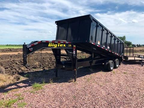 2018 Big Tex 25DU-20 for sale in Harrisburg, SD