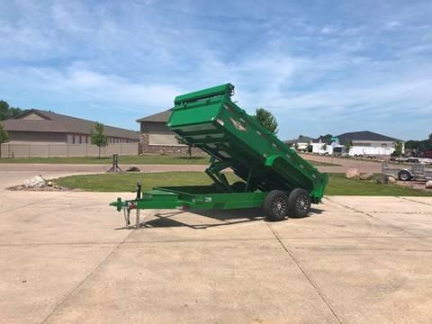 2019 H&H DBW 7x14 for sale in Harrisburg, SD