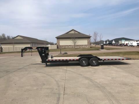 2019 H&H GN 24' EX Speed Loader for sale at Prairie Wind Trailers, LLC in Harrisburg SD