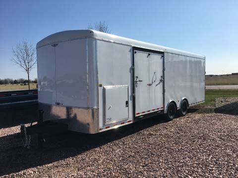 2017 H&H Trailers  CACH 101.26.84 for sale in Harrisburg, SD
