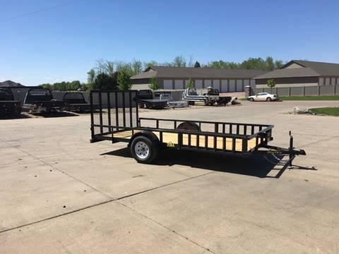 2017 Big Tex 35SA -14 RSX for sale in Harrisburg, SD