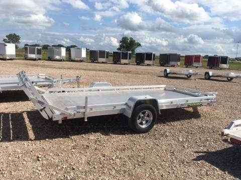 2018 Aluma 7814 S BT for sale in Harrisburg, SD