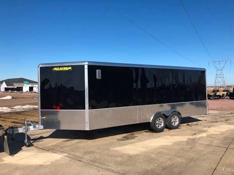 2020 Aluma AE820TAM for sale at Prairie Wind Trailers, LLC in Harrisburg SD