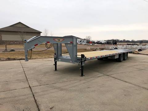 2019 H&H 35' GN Hydraulic tail for sale in Harrisburg, SD