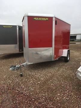 2020 Aluma AE610 6'x10' Cargo for sale at Prairie Wind Trailers, LLC in Harrisburg SD