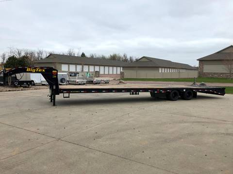 2019 Big Tex 25GN 35' +5' Mega Ramps for sale in Harrisburg, SD