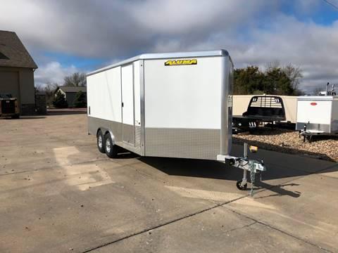 2020 Aluma AE816TAM 101.16.78 Cargo for sale at Prairie Wind Trailers, LLC in Harrisburg SD