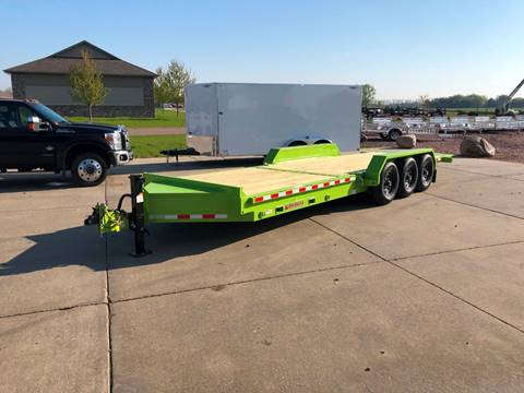 2019 Midsota TB-24 Triple Axle Tilt Bed  for sale in Harrisburg, SD