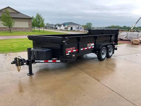 2019 Midsota HV-16 for sale at Prairie Wind Trailers, LLC in Harrisburg SD