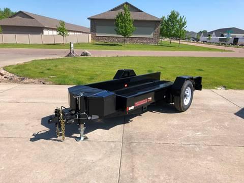 2019 Midsota SL-12 Scissor Lift trailer for sale in Harrisburg, SD